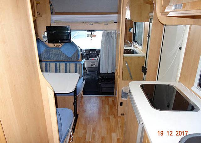 fiat mclouis lagan 211 interior