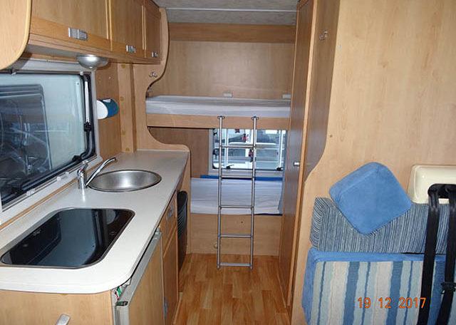 fiat mclouis lagan 211 interior cocina camas