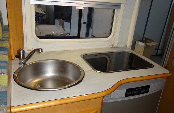 fiat mclouis lagan 420 interior cocina