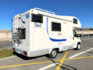 Autocaravana Mc Louis Steel 435