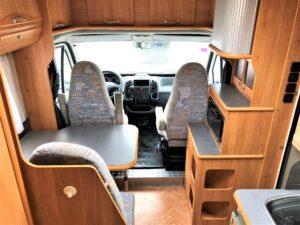 Autocaravana Adria Coral 580 SP